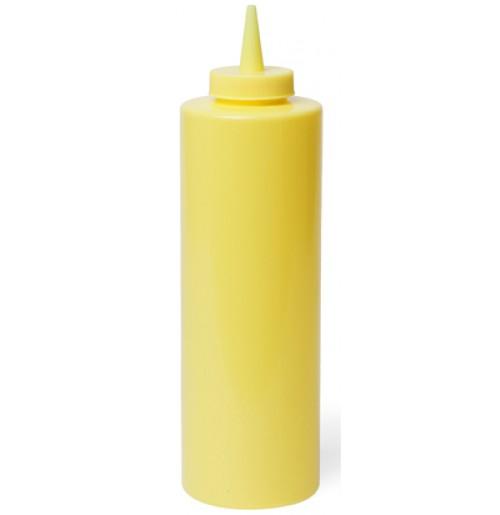 Ёмкость для специй 340 мл желтая, полиэтилен