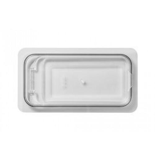 Крышка 1/3 с герметическим эффектом откидная, поликарбонат 2.0