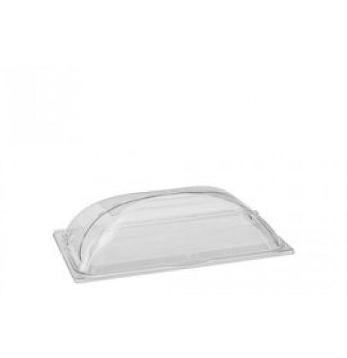 Крышка roll-top с длинной стороны - 1/1, поликарбонат 2.0