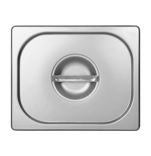 Крышка 1/2, нержавеющая сталь 2.0
