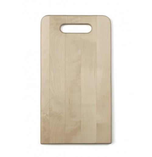 Доска деревянная разделочная 38х21 см, береза