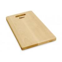 Доска деревянная разделочная 45х24 см, береза
