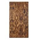 Доска сервировочная/разделочная 50 x 27 см, тик