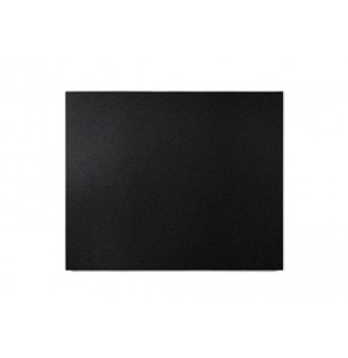 Блюдо/подставка гастрономическая охлаждающая 1/2 черная