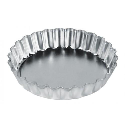 Набор форм для выпечки разъёмных 10 см, 4 шт., пищевая жесть