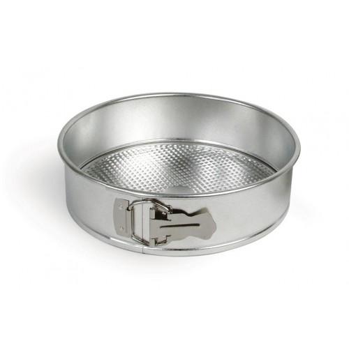 Форма для выпечки разъёмная 24 см (внутренний диаметр 22 см), пищевая жесть