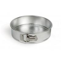 Форма для выпечки разъемная 20 см (внутренний диаметр 18.5 см), пищевая жесть