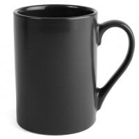 Кружка Hera 250 мл (ВТОРОЙ СОРТ), черная, керамика