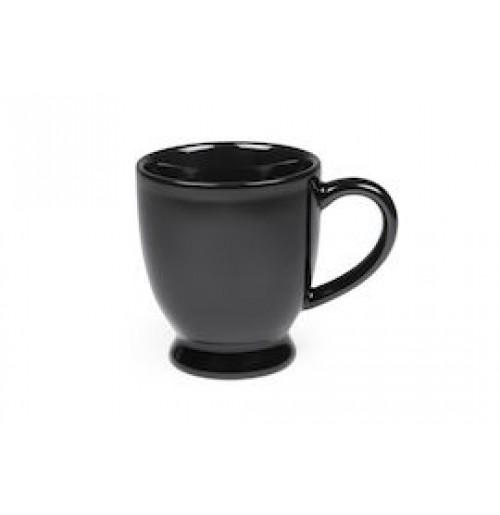 Кружка Amor 250 мл чёрная, керамика