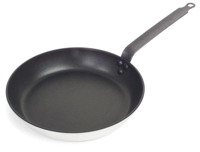 Сковорода 24 см, алюминий Quantum2 с двойным антипригарным покрытием
