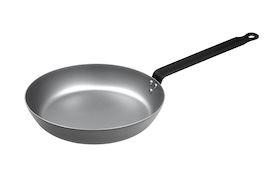 Сковорода 1.8 л 24 см, сталь