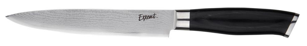 Нож 17 см Edsviken, дамасская сталь